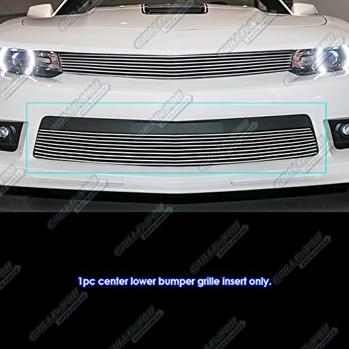 Billet Grille Package - Fits 2014-2015 Chevy Camaro LS/LT/LT With RS Package Bumper Billet Grille #C65997A