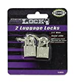 2 Pc Luggage Locks Set - Set of 24