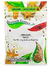 Splendor Garden organic Oregano,13.0 Gram
