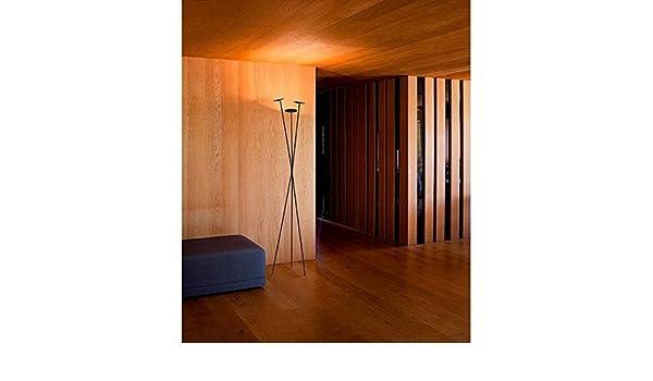 vibia - lámpara de pie vibia skan 3 Luces - Grafito: Amazon ...