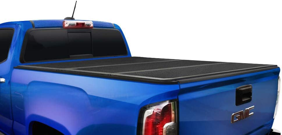 GMC Canyon; 2006-2008 Isuzu I350 Tyger Auto T5 Alloy Hard Top Tonneau Cover TG-BC5C1001 works with 2004-2012 Chevy Colorado Fleetside 5 Short Bed