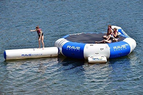 Buy rave sports water trampoline