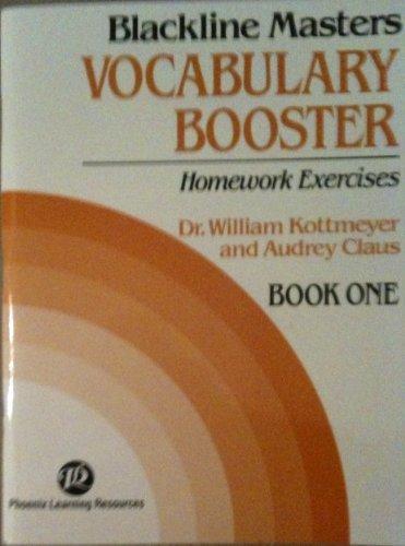 Vocabulary Booster : Homework Masters ()