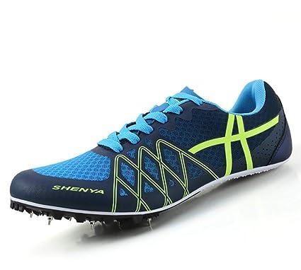 zapatillas clavos atletismo hombre nike