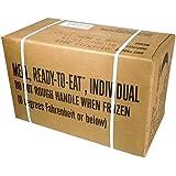 MREs (Meals Ready-to-Eat) Box B, Genuine U.S. Military Surplus, Menus 13-24