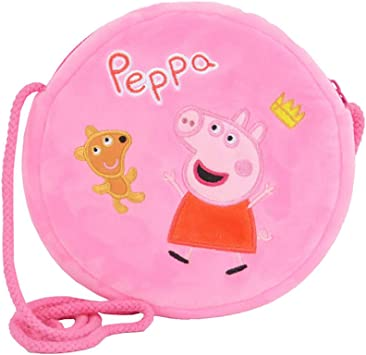 Brand New With Tag Peppa Pig Necklace and Bracelet Set