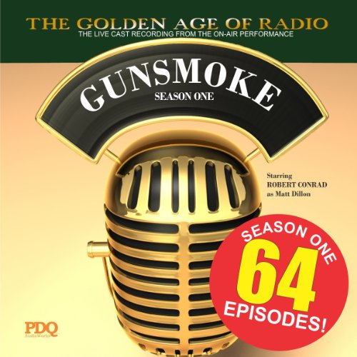 Which is the best gunsmoke radio show audible?