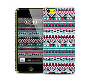 aztec pattern 1 iPhone 5c protective phone case