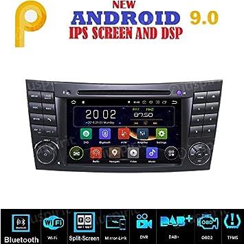 Android 7.1 GPS DVD USB SD Wifi Bluetooth Radio 2 Din navegador ...