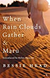 Front cover for the book When Rain Clouds Gather: AND Maru by Bessie Head