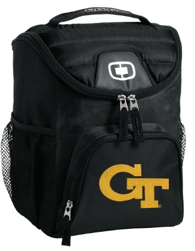 Broad Bay Georgia Tech Lunch Bag Our Best GT Yellow Jackets Lunch Cooler -