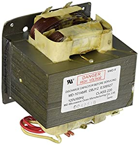 Frigidaire 5304464075 High Voltage Transformer Microwave