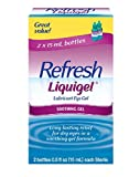 Refresh Refresh Liquigel Lubricant Eye Gel, 15 Milliliter (Pack of 2)
