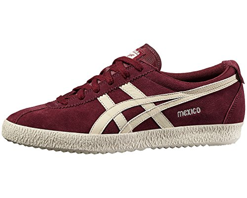 Onitsuka Tiger Mexico Delegation, Sneaker Unisex – Adulto Bordeaux (2902)