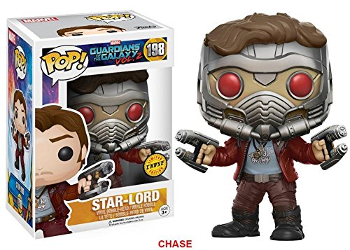 Price comparison product image Funko POP Movies: Guardians of the Galaxy 2 Star Lord Toy Figure