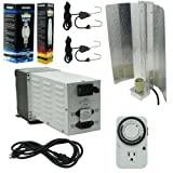 ViaVolt Lighting System (1000 Watt HID Hard Core Grow Light MH/HPS System with Wing Reflector) Review