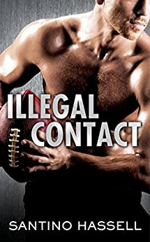 Illegal Contact (The Barons) by [Hassell, Santino]
