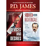 P.D. James - Double Feature - Devices And Desires / Shroud For A Nightingale