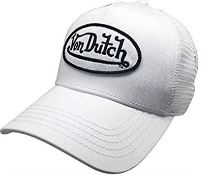 Von Dutch Original Women Fashion Hat Logo Design Blue Velvet at ... f806f58f4ae7