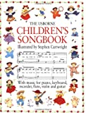 img - for The Usborne Children's Songbook (Songbooks) book / textbook / text book