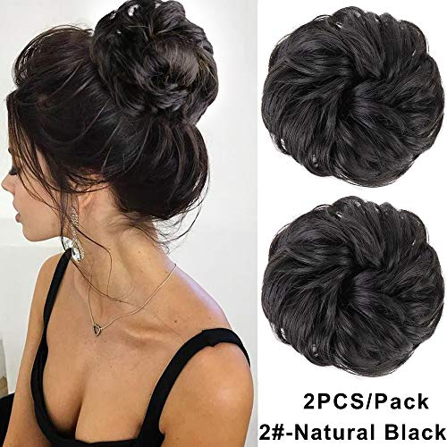 MORICA Messy Scrunchies Scrunchy Extensions product image