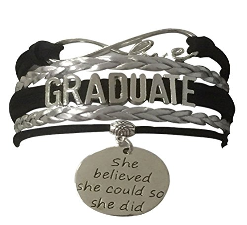 Graduation Jewelry, Class of 2017 Graduation Bracelet- Perfect Gift for - College Gifts Grads For