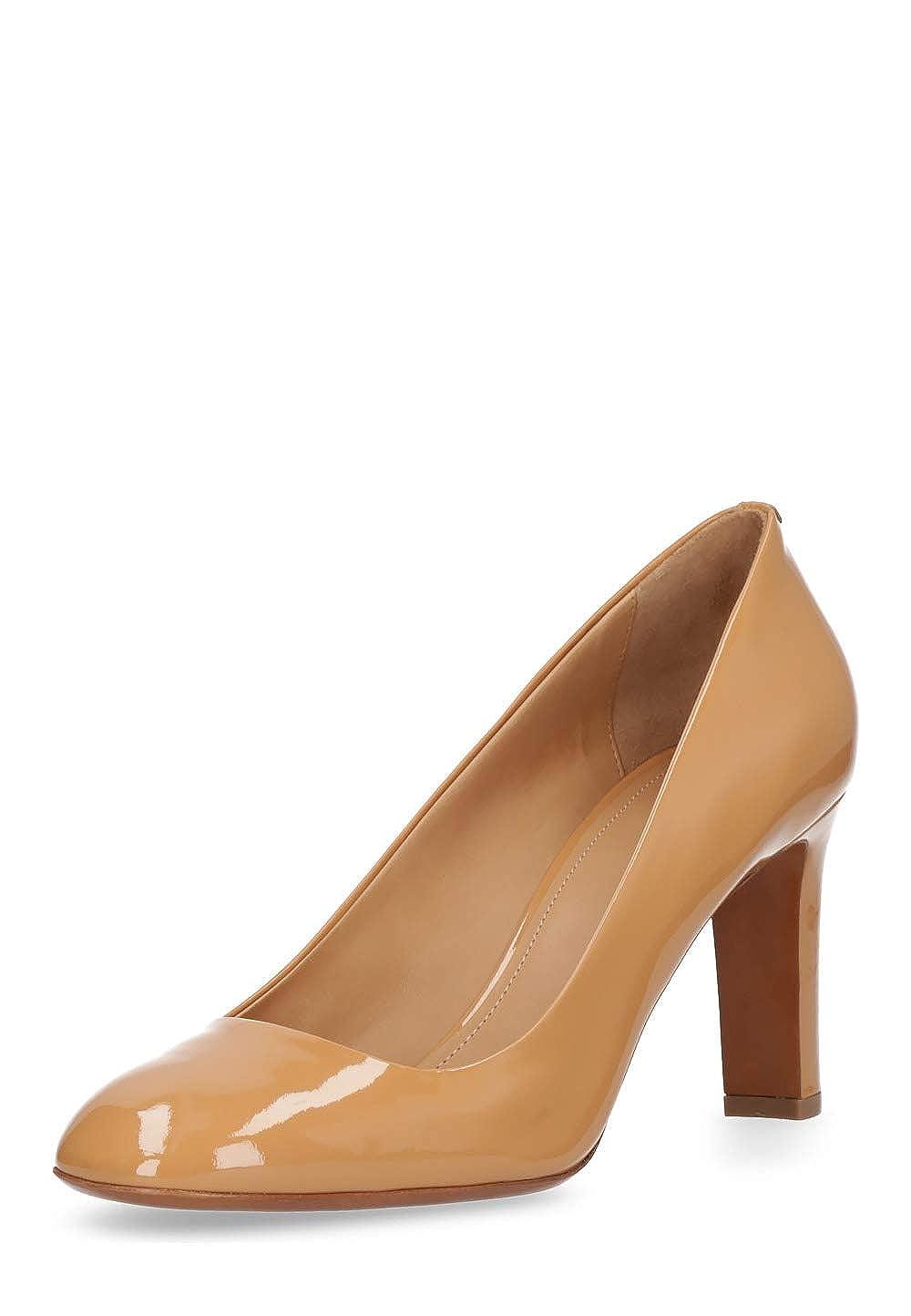 BALLY Damen Pumps High Heels Schuhe Schuhe Schuhe echt Leder 580cf4