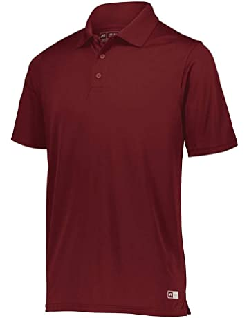 97cfb2043 Russell Athletic Men s Dri-Power Performance Golf Polo