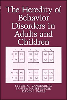 Ebooks The Heredity Of Behavior Disorders In Adults And Children Descargar PDF