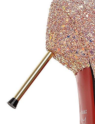 us5 uk3 Tacones us6 eu35 Tac¨®n Cerrada uk4 ZQ Puntiagudos Zapatos eu36 uk4 Materiales Tacones cn de Vestido Noche Fiesta y Boda Stiletto mujer Punta pink pink Personalizados black us6 cn34 cn36 eu36 UAUfXqw