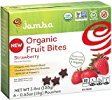 Jamba Fruit Snack Strawberry Organic, 3.8 oz