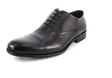 d160d332d Kenneth Cole New York Men s Chief Council Black Shoe
