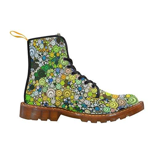 LEINTEREST sweet Bubble Fun Martin Boots Fashion Shoes For Women WLS8iHOT5