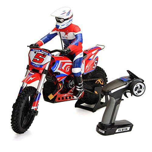 Xiangtat SKYRC SR5 1/4 Scale Super Rider RC Motorcycle, used for sale  Delivered anywhere in USA