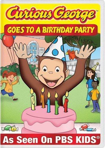 Curious George Goes to a Birthday Party -