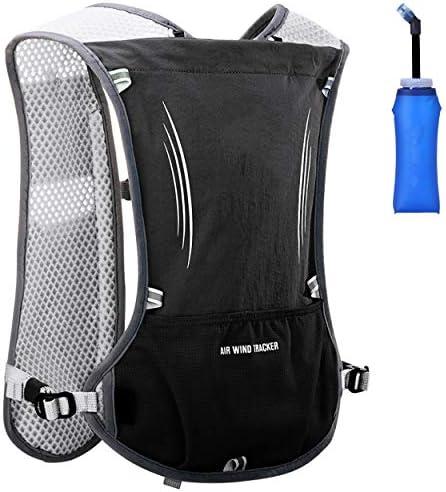 Azarxis 5L Hydration Vest Backpack Pack for Trail Marathoner Running Race