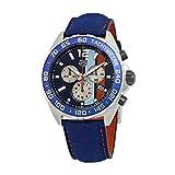 TAG Heuer Formula 1 Gulf Racing Special Edition Watch - CAZ101N.FC8243