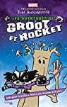 Les aventures de Groot & Rocket par Angleberger