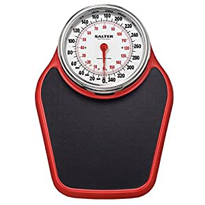 Salter 200 Academy Professional Mechanical Scale (Red and Black)