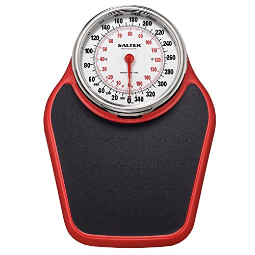 Salter 200 Academy Professional Mechanical Scale (Red and Black) (Scale Professional Taylor)