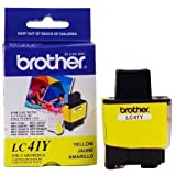 Brother Lc41y Yellow Ink Cart Mfc210c 420cn 620cn 3240c 5440cn 5840cn