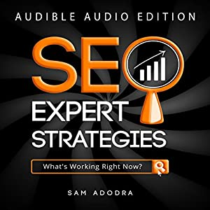 SEO Expert Strategies Hörbuch