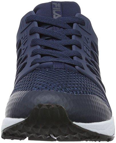 Fila Striker Low - Zapatillas Hombre azul oscuro