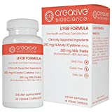 Creative Bioscience Liver Formula, 60 Count