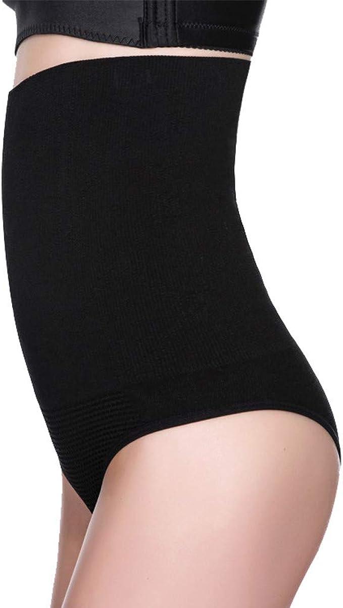 kanyankeji Waist Shapewear Lady High Waist Tummy Control Seamless Underwear Shapewear Cincher Underwear