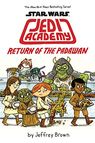 (Return of the Padawan (Star Wars: Jedi Academy #2))