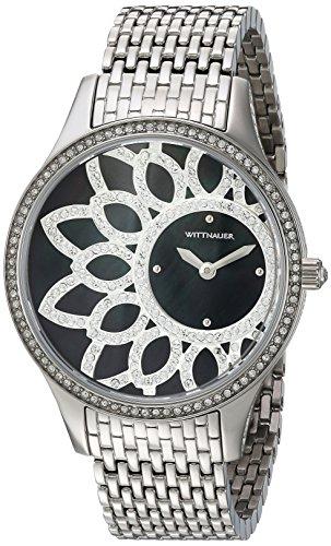 BULOVA Women's Quartz Stainless Steel Casual Watch, Color...