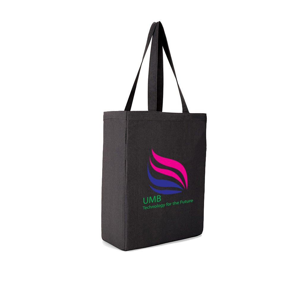 All Purpose Tote - 50 Quantity - $6.80 Each - BRANDED / SCREEN PRINTED with YOUR LOGO / CUSTOMIZED