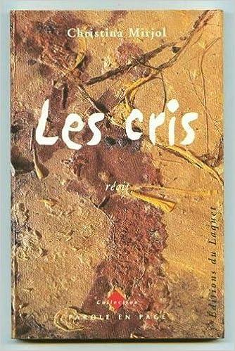 Download Online Les cris epub pdf