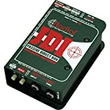 Radial Engineering R8001010JDI Single-Channel Passive Direct Box with Jensen Transformer
